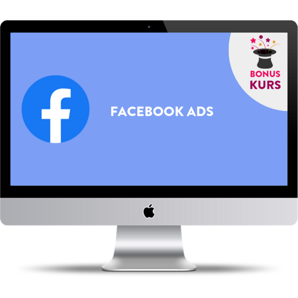Bonuiskurs Facebook Ads