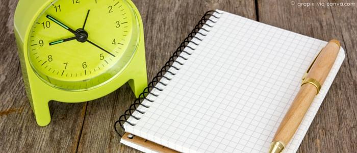 3 Tipps, um sich trotz Zeitmangel zu koordinieren