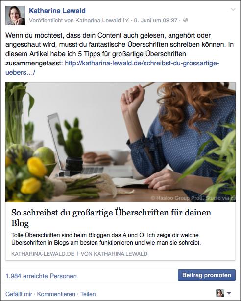 Facebook-Post-Katharina-Lewald-Page