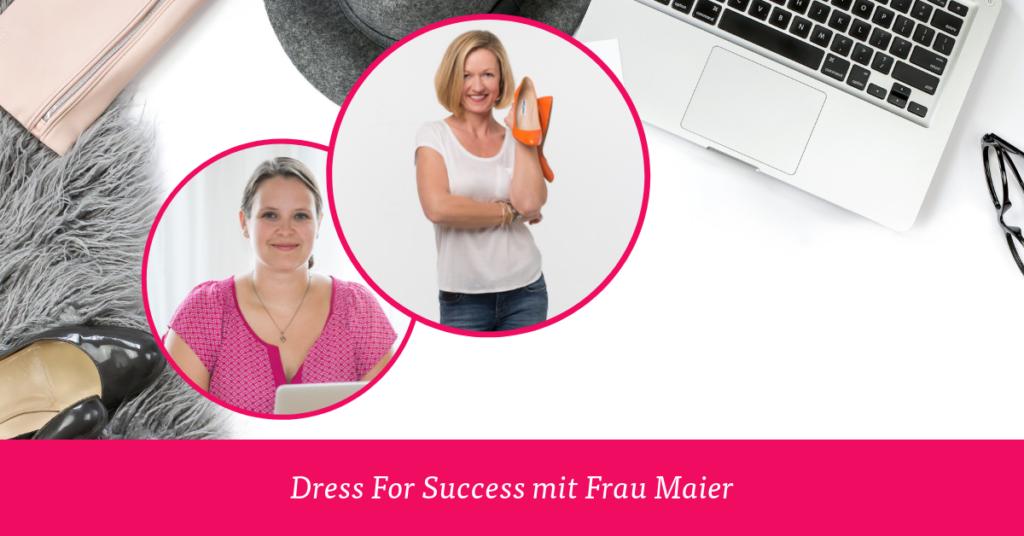 Dress for Success Stilberatung Business