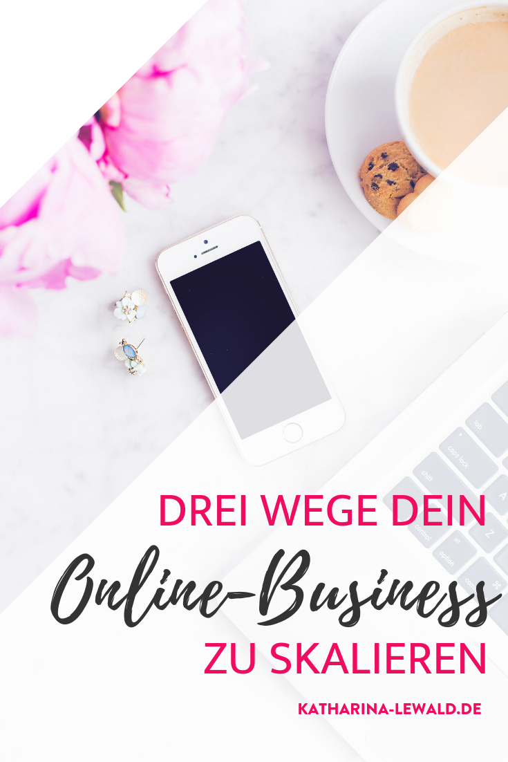 Online Business skalieren