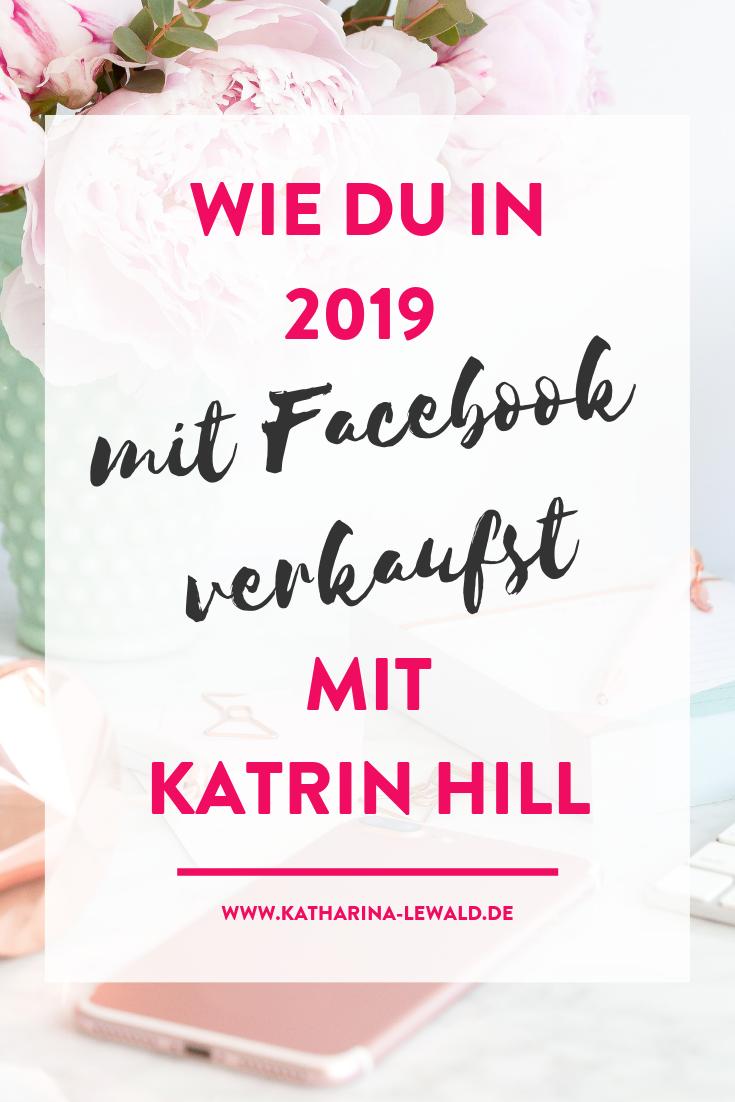 Wie du in 2019 mit Facebook verkaufst