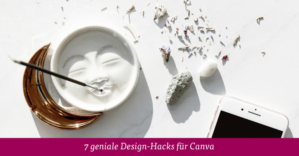 7 geniale Design-Hacks für Canva