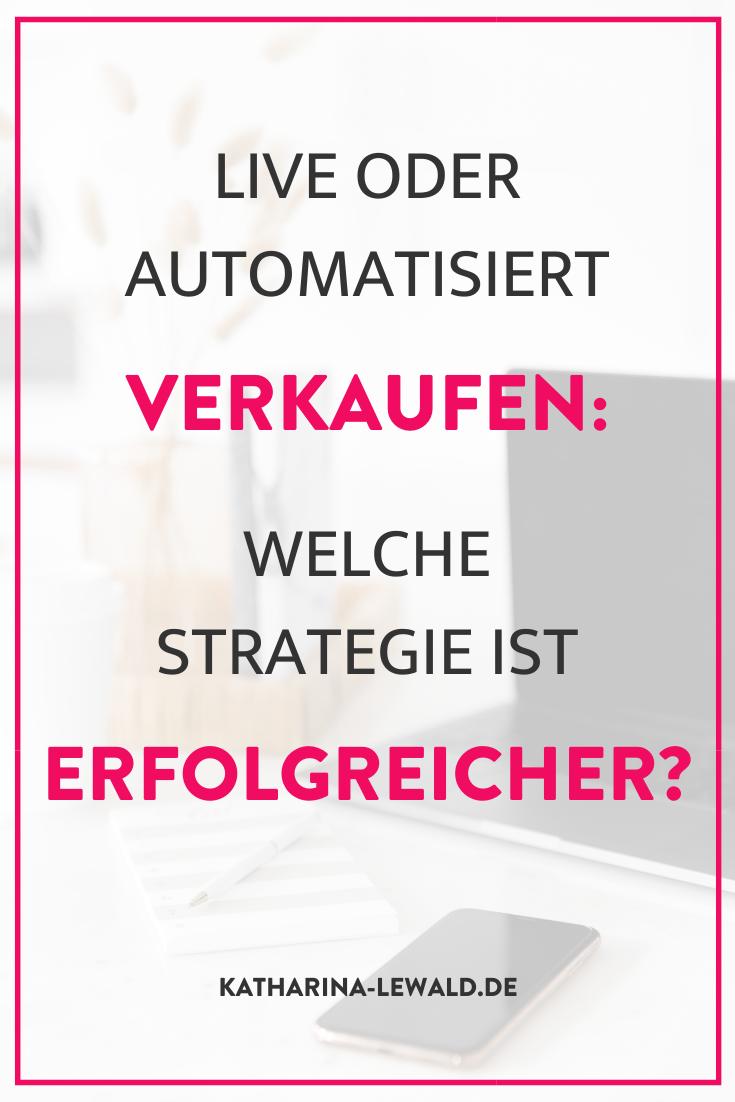 Live oder automatisiert verkaufen: Welche Strategie ist erfolgreicher?