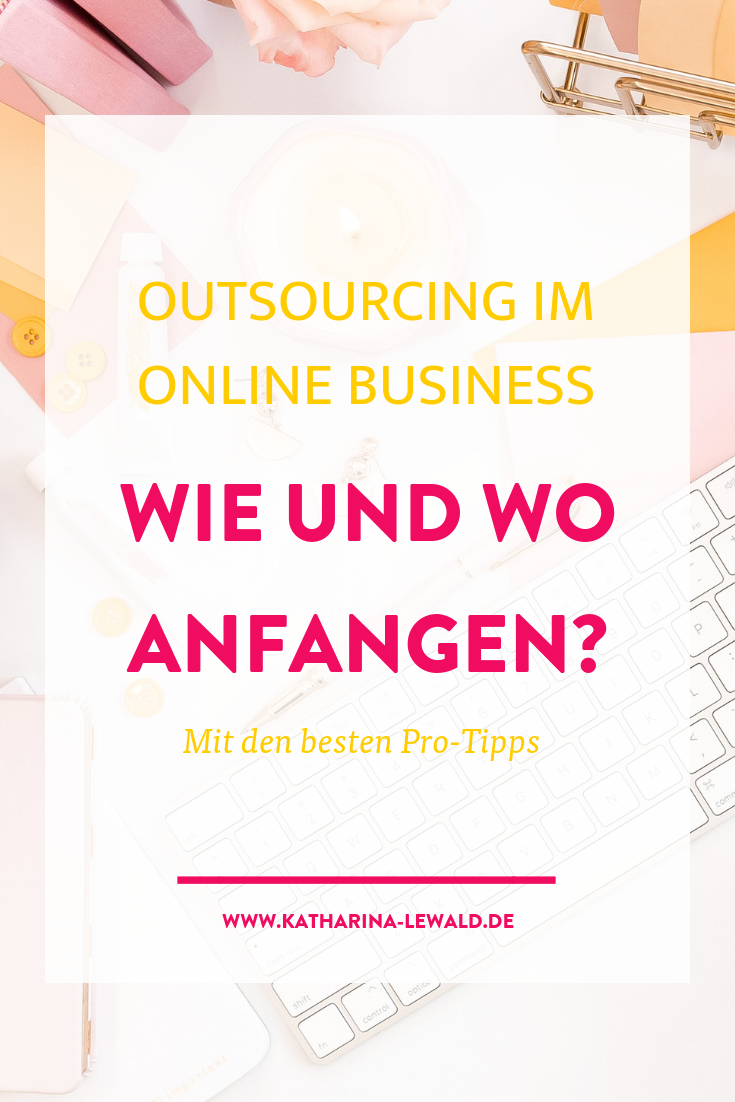 Outsourcing im Online Business