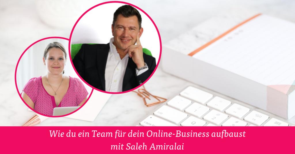 Team im Online-Business aufbauen