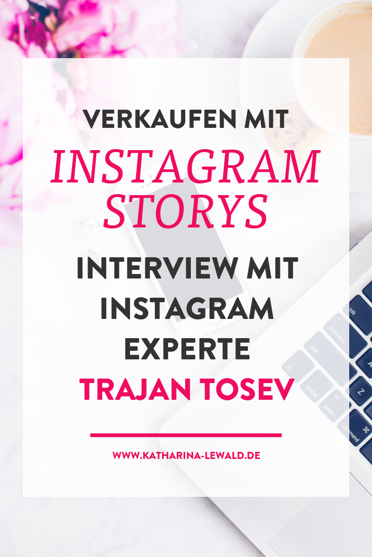 Verkaufen mit Instagram Storys