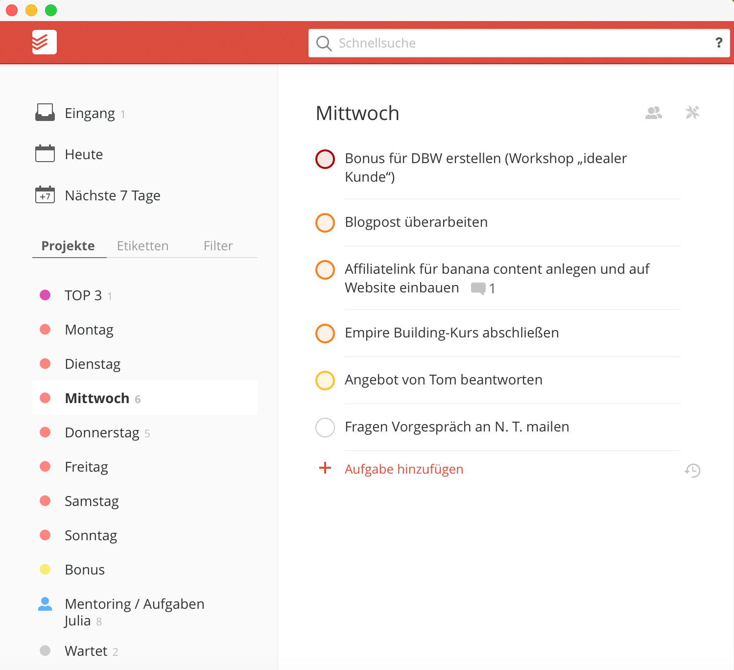 Todoist-Screenshot-Organisation-Solopreneur