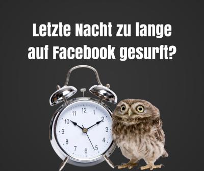Facebook surfen