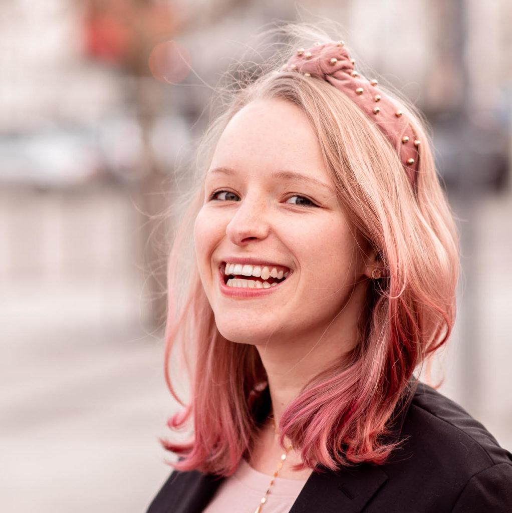 Janina Klyeisen