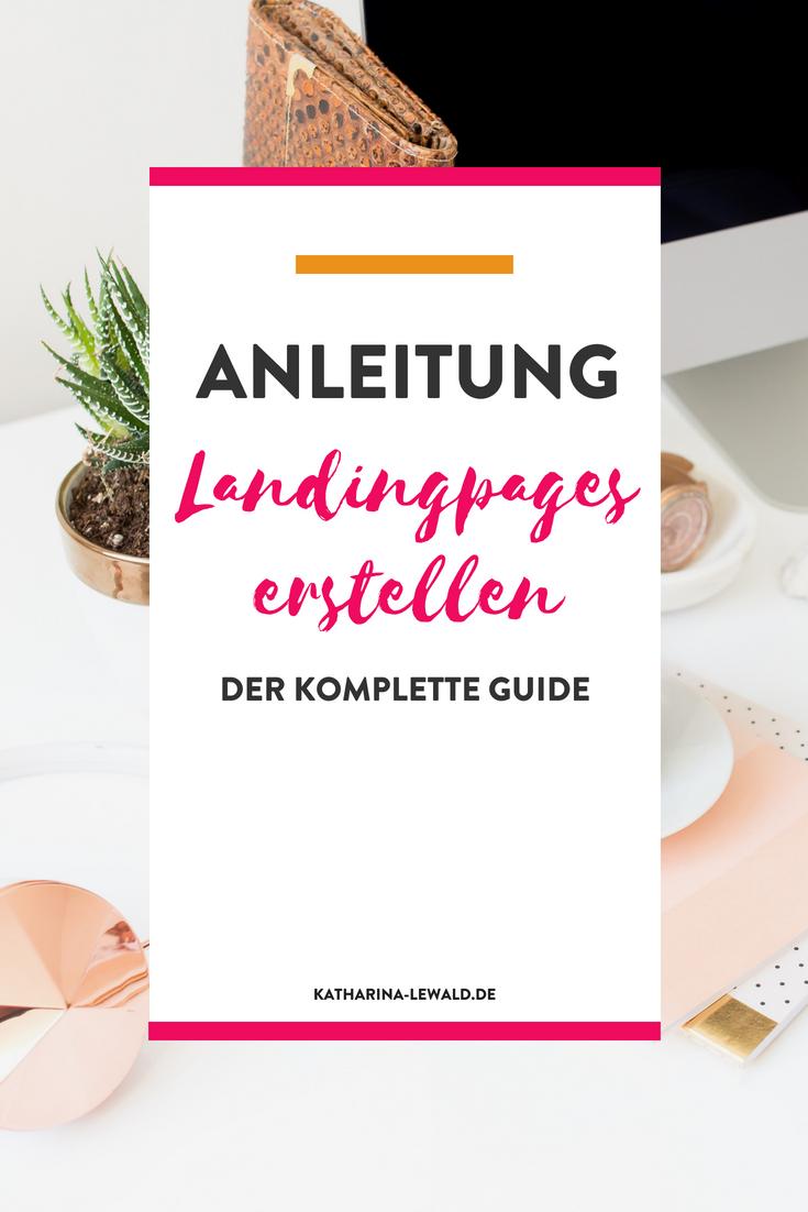 Du willst Landingpages erstellen? Hier findest du eine komplette Anleitung mit vielen Tool-Empfehlungen.