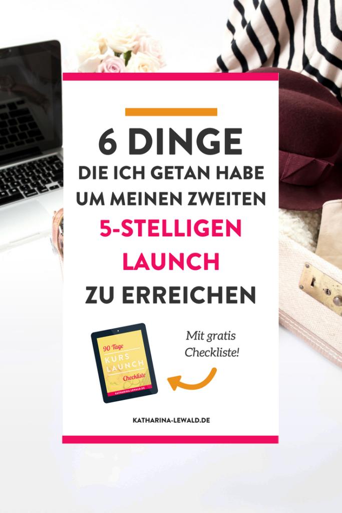 produkt-launch, launchen, launch tipps, onlinekurs launchen