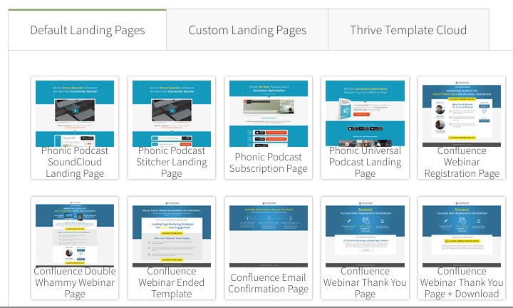 thrive content builder, thrive themes