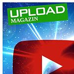 UPLOAD-Magazin Cover Oktober-Ausgabe 2014